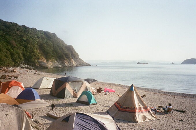【ふるさと納税】無人島(地ノ島)の浜辺でBBQ(4名様)