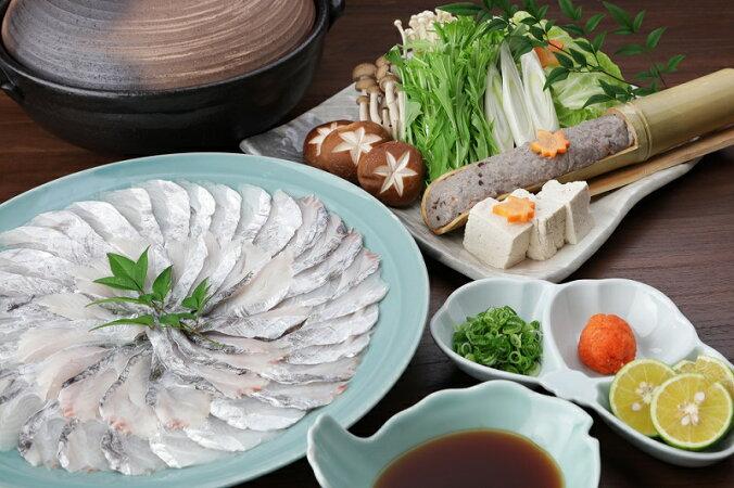 【ふるさと納税】太刀魚ドラゴンのしゃぶしゃぶとつみれの鍋セット(3人前)
