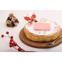 【ふるさと納税】★数量限定★クリスマスケーキ「ニューヨークチーズケーキ」