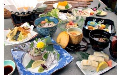【ふるさと納税】太刀魚フルコースお食事券
