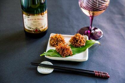 マスターソムリエ高野豊氏おすすめワインと燻製佃煮セット