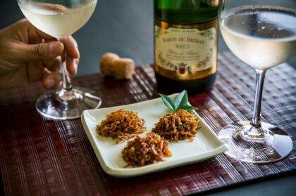 マスターソムリエ高野豊氏おすすめワイン2本と燻製佃煮セット