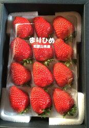 【ふるさと納税】大粒いちごまりひめ2箱