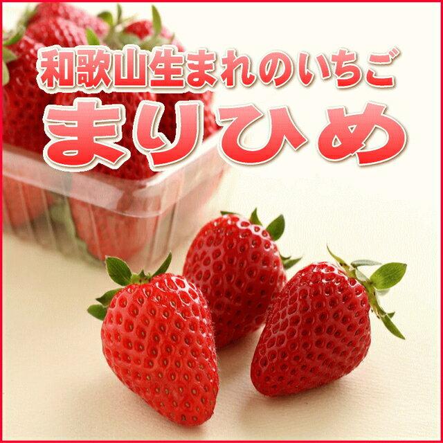 【ふるさと納税】和歌山生まれのイチゴ(まりひめ)