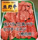 【ふるさと納税】和歌山県産特産高級和牛「熊野牛」焼き肉用50