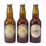 【ふるさと納税】白浜富田の水使用の地ビール「ナギサビール」3種12本セット