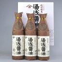 【ふるさと納税】江戸時代から続く湯浅醤油900ミリ3本
