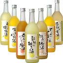 【ふるさと納税】和歌のめぐみ酒【C】セット720ml瓶 7種...