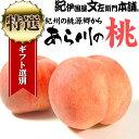 【ふるさと納税】あら川の桃 約1.8〜2.0kg【秀品:大玉...