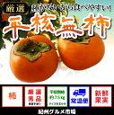 【ふるさと納税】【秋の味覚】和歌山の(人気)種なし柿 たっぷ...