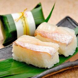 【ふるさと納税】紀州和歌山のあせ葉寿司鯛7個 化粧箱入り