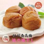 【贈答用】紀州南高梅梅セット500g×2※7種類から味が選べます