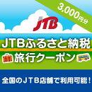 【ふるさと納税】【南紀等】JTBふるさと納税旅行クーポン(3,000円分)