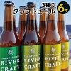 【ふるさと納税】A-556高津川流域の特産品を使用した3種のクラフトビール(6本セット)