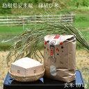 【ふるさと納税】ご縁の国 島根の縁結び米 玄米 10kg