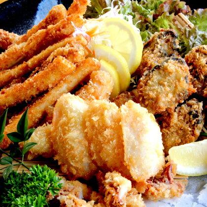 海士の海鮮フライセット