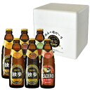 【ふるさと納税】[宮下酒造]独歩ビール・フルーツ発泡酒 6本セット 【お酒・ビール】 お届け:〜2021年3月中旬