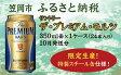 【ふるさと納税】【BE24−10】サントリー「ザ・プレミアム・モルツ」スチール缶 350ml 24本