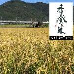 【ふるさと納税】0015-D-013「香登米(かがとまい)」(きぬむすめ)10kg+2合