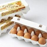 【ふるさと納税】【3ヶ月お届け】オーガニック卵 30個 【定期便・卵・鶏卵・有機】
