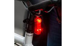 【ふるさと納税】【キャットアイ】ブレーキモード搭載 自転車用 ライト SYNC KINETIC 【雑貨・日用品】 画像2