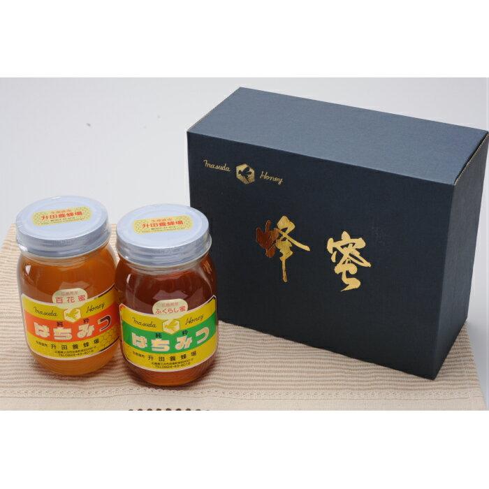 【ふるさと納税】RH151 升田養蜂場のはちみつ【1.5P】