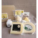 【ふるさと納税】庄原産生乳の手作りチーズ5種セット【1204199】