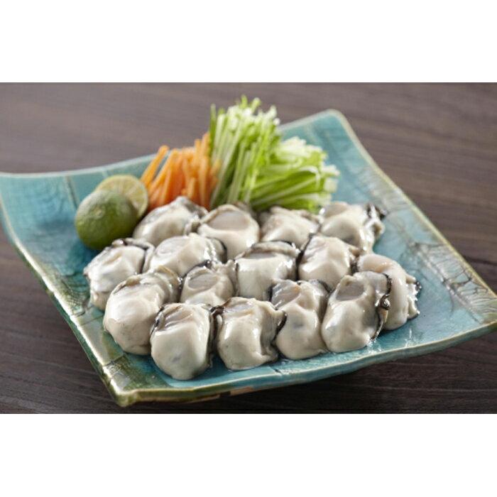 【ふるさと納税】プレミアムトップかき 森脇水産 生牡蠣むき身(加熱用)2kg