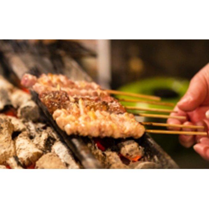 広島熟成どり 広島県産もも串 50本(生肉冷凍) [肉/鶏肉/焼き鳥・焼鳥・もも肉]