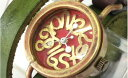 【ふるさと納税】HR24の手造り時計B(女性用)オリーブ 【...