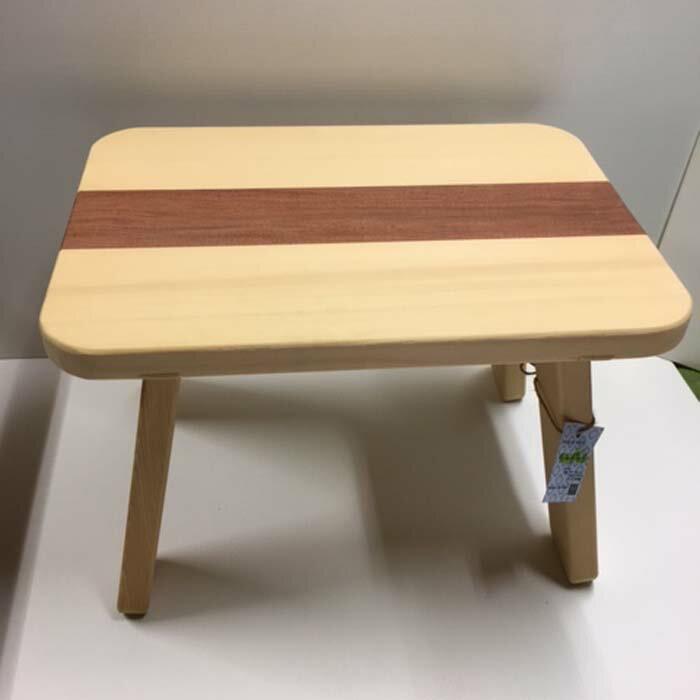 【ふるさと納税】テーブルとスプーン・フォークセット(子供用)