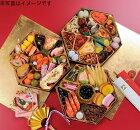 【ふるさと納税】「中国料理・敦煌」総料理長監修おせち料理宴(F-108)