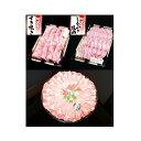 【ふるさと納税】D002a 阿波牛すき焼き・焼肉&豚しゃぶしゃぶセット 計2kg 1