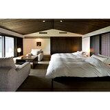 【ふるさと納税】M-1ホテルリッジ宿泊券(一泊二食1室2名分)
