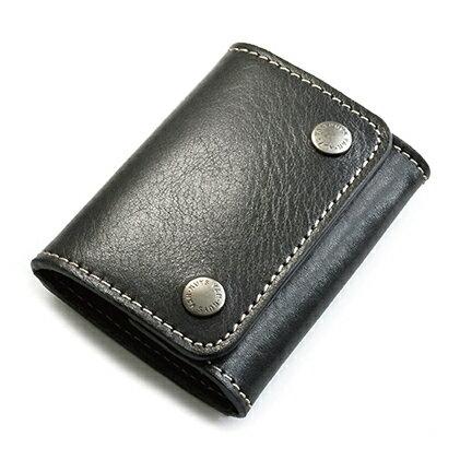 【ふるさと納税】カードケース付きBOX型コインケース 【ファッション小物・財布】