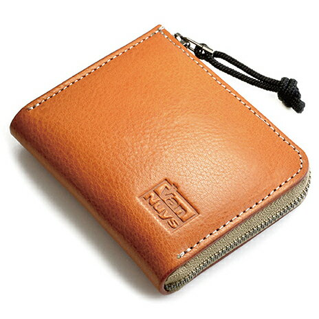 【ふるさと納税】手の平サイズのオールインワンL型ファスナーウォレット 【ファッション小物・財布・ファッション・カバン・バッグ】