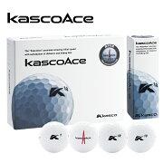 【ふるさと納税】【ゴルフボール】ゴルフボールKascoAce1ダースゴルフゴルフボールボール