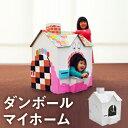 【ふるさと納税】ダンボールマイホーム 【雑貨・おもちゃ・玩具】