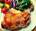 【ふるさと納税】骨付鳥つぼ屋 わかどり 6本セット とりの旨味を凝縮したチキンオイル付〔提供:つぼ屋〕