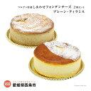 【ふるさと納税】<マルブン特製しあわせフォンダンチーズ 2種...