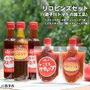 【ふるさと納税】<リコピンズセット(遊子川トマトの加工品)>...