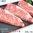 【ふるさと納税】<熟成肉はなが牛 サーロインステーキ220g...