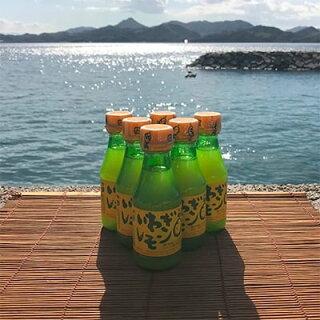 青いレモンの島 レモン果汁