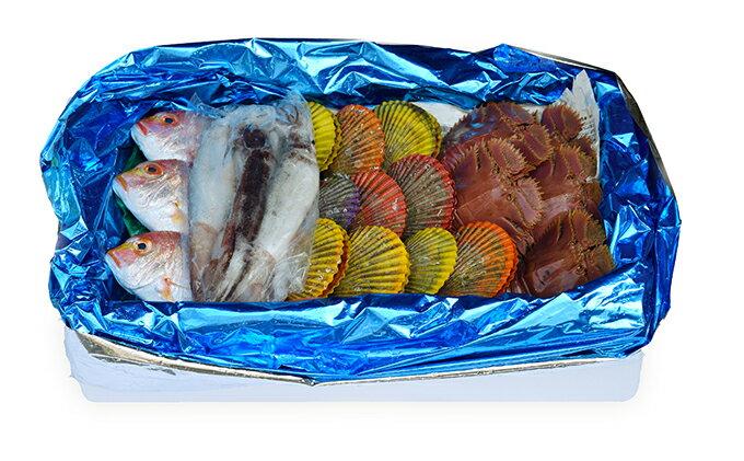 【ふるさと納税】漁師の海鮮BBQ「B」セット(約5人前) 【海老・エビ】 お届け:2019年5月上旬~9月下旬