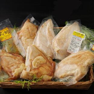 【ふるさと納税】はちきん地鶏のしっとりローストチキンセット 鶏肉<AG019>の画像