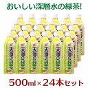 【ふるさと納税】天海(あまみ)の緑茶 500ml×24本<A...