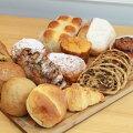 【ふるさと納税】国産小麦とバターを使ったパンいろいろ詰合せ(1回分)
