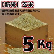 令和元年産玄米5kg