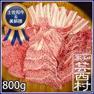 【ふるさと納税】南国高知の焼肉三昧セット800g