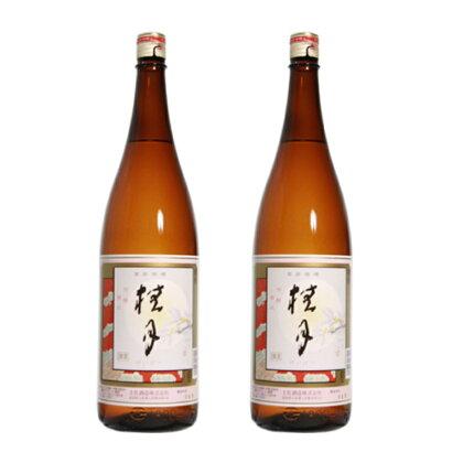 日本酒(桂月 金杯) 1800ml×2本